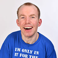 Lee Ridley (Lost Voice Guy)
